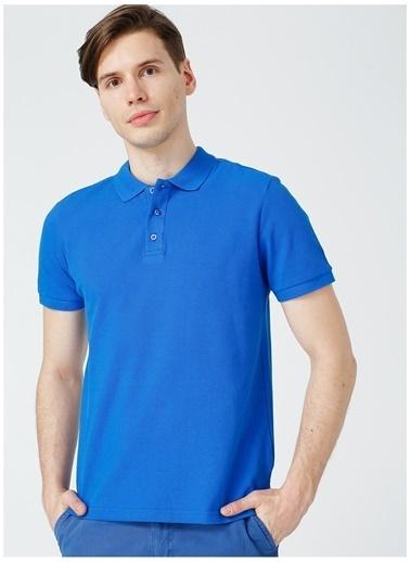 Limon Company Limon Erkek Saks Polo T-Shirt Saks